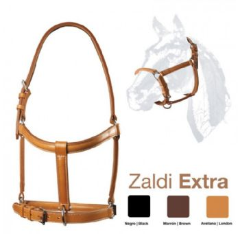 Double Leather Halter